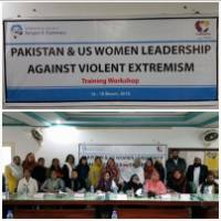 Training of Womens' Madrassa Teachers