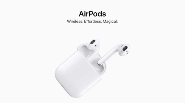 air pods apple copy-writing
