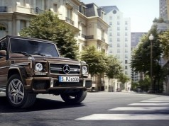 armored g63 benz