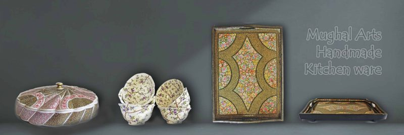 Dead art of Kashmir, Mughal handmade kitchenware