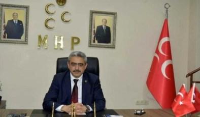 MHP Aydın İl Başkanı Alıcık'ın '19 Mayıs' mesajı