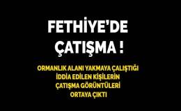 FETHİYE'DE HAREKETLİ DAKİKALAR !