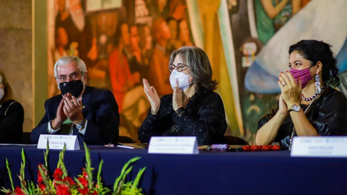 Fotografías. Secretaría de Cultura. Edoardo Esparza Chavarría.