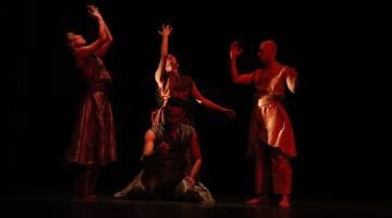 Fotografía:Cortesía Mezquite Danza Contemporánea