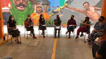 Fotografía: Atenco 15 años. Centro de Derechos Humanos Agustín Pro Juárez