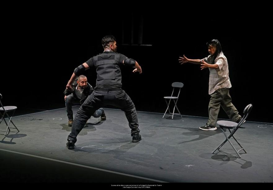 Fotografía: Compañía Nacional de Teatro