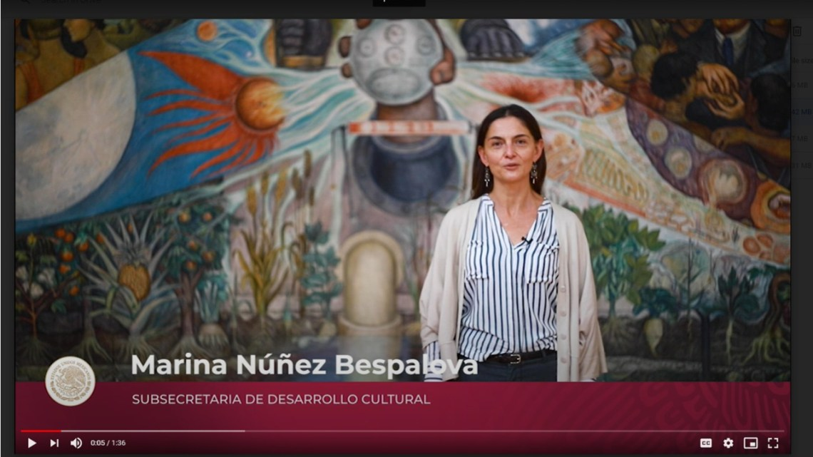 Fotografía: SecretariaCulturaMX