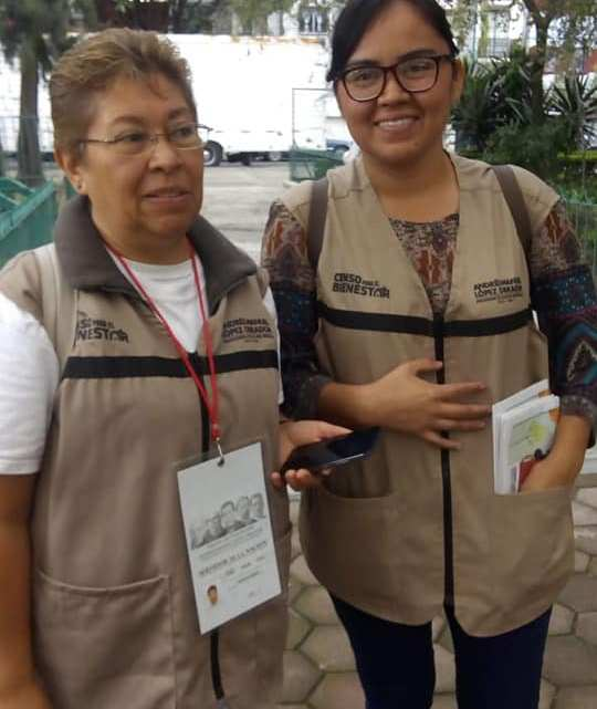 Fotografía: Servidores de la Nación CDMX