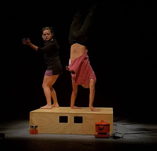 Fotografía: Cortesía de la Compañía de Danza Contemporánea La Barbacoa.
