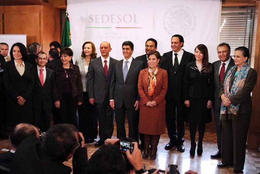 Fotografía: Facebook Sedesol