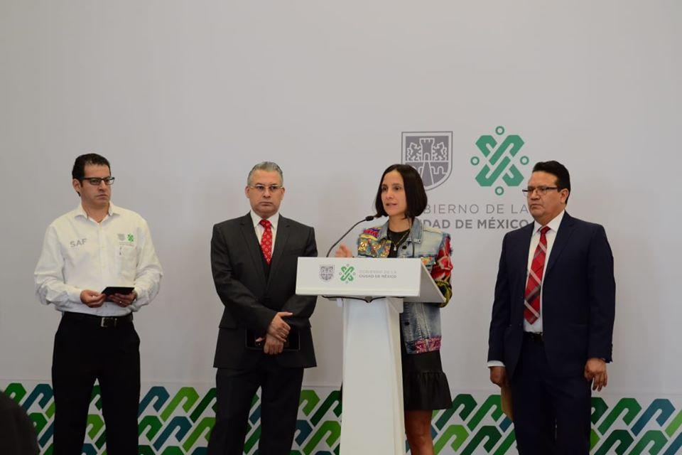 Fotografía: Secretaría de Finanzas CDMX