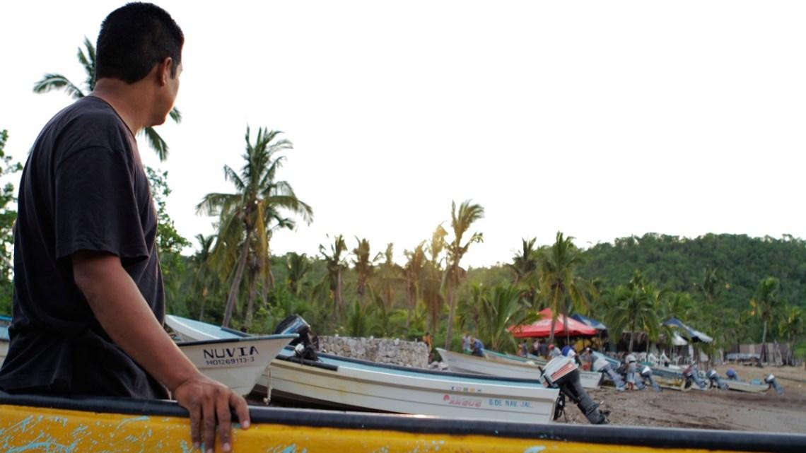 Fotografía: Derecho de Playa - Cortesía de Imcine y Jorge Díaz Saínches