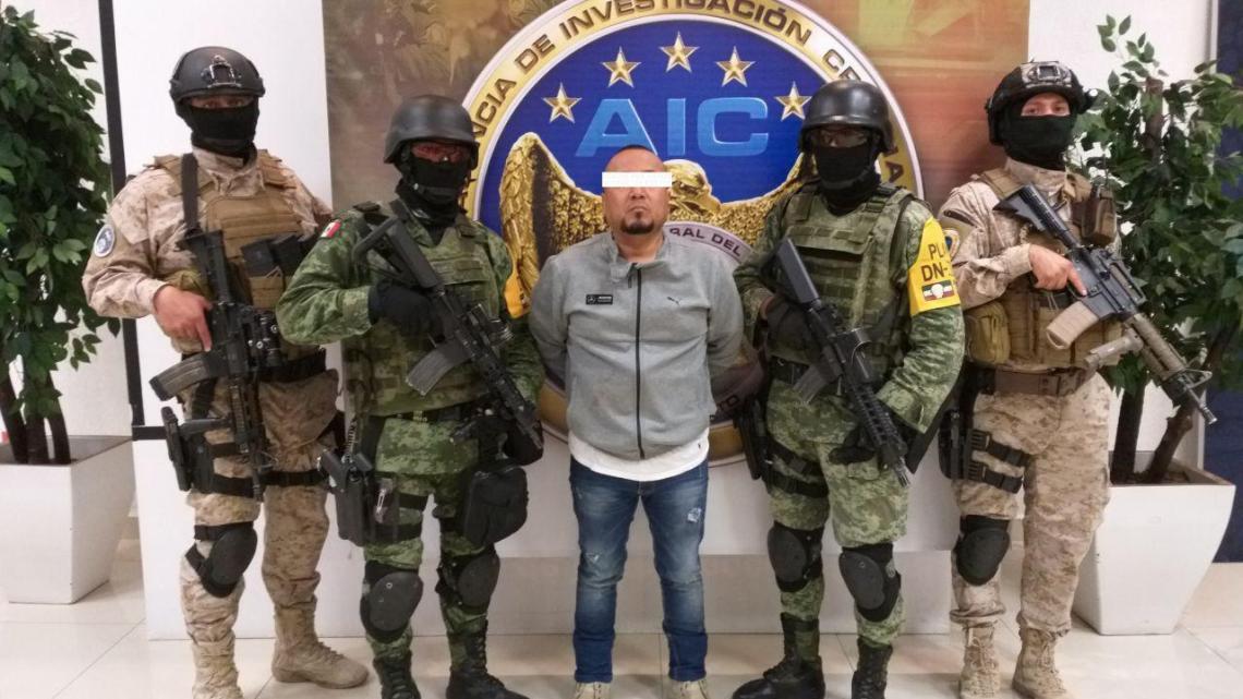 Fotografía: Fiscalía de Guanajuato