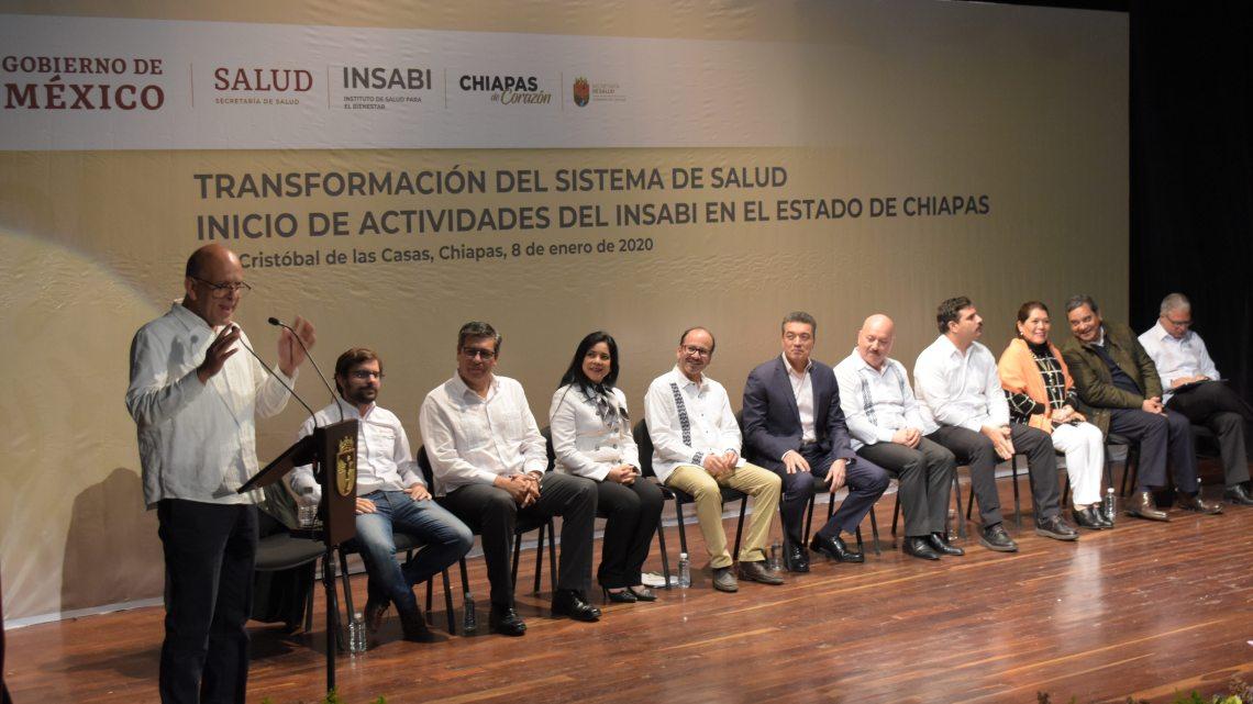 Fotografía: Secretaría de Salud