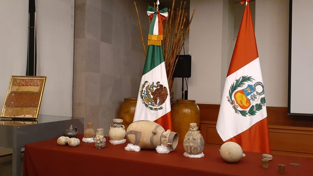 Fotografías: Ernesto Pareja / Secretaría de Cultura - Mauricio Marat / INAH.