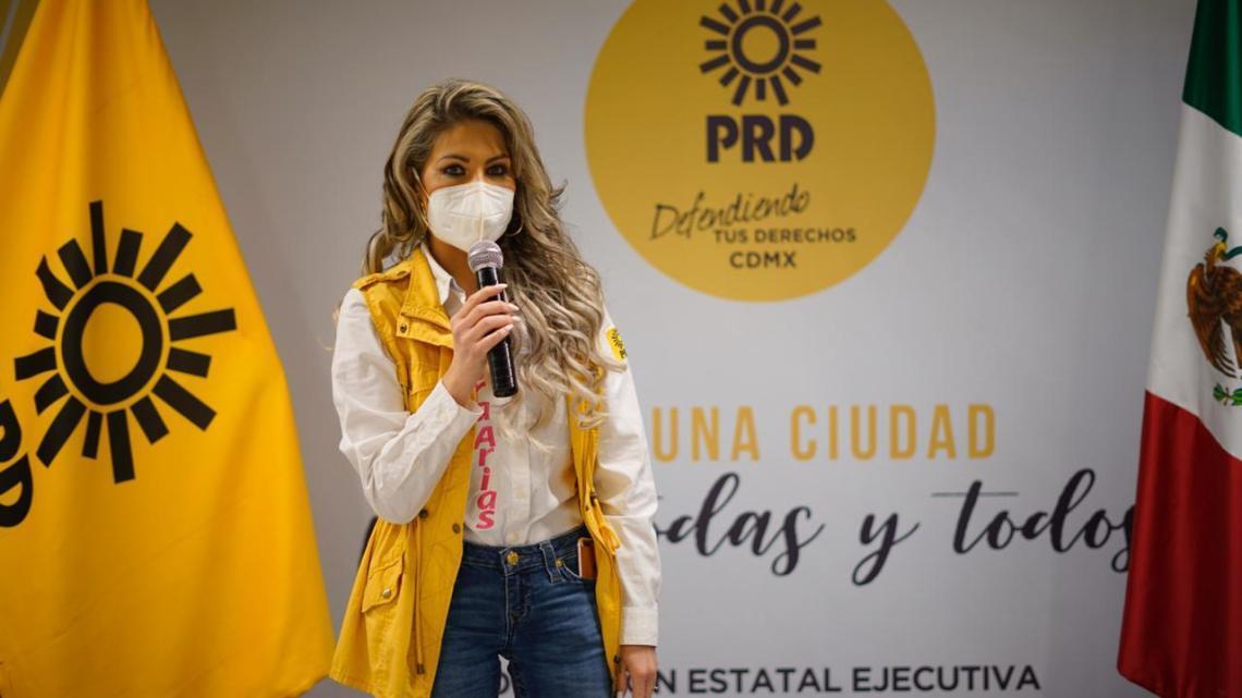 Fotografía: PRD CDMX