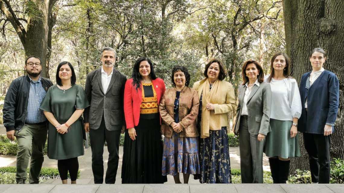 Fotografía: Edoardo Esparza / Secretaría de Cultura.