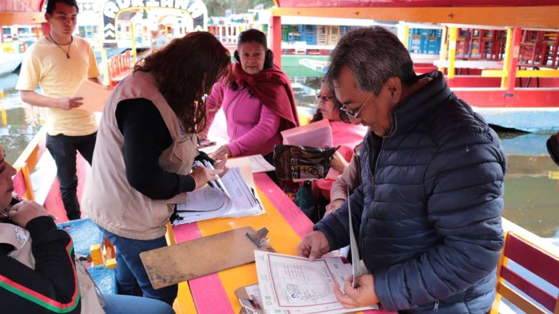 Fotografía: Alcaldía Xochimilco
