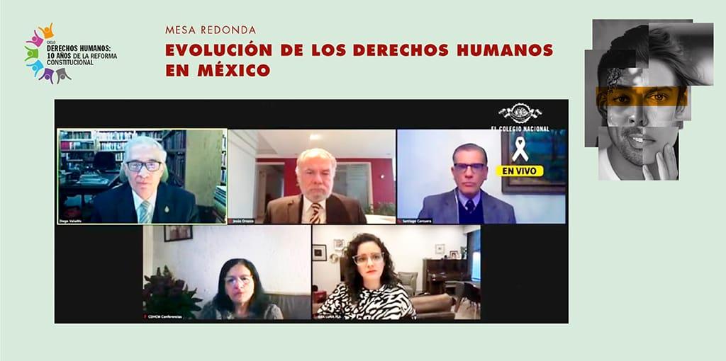 Fotografía: Comisión de Derechos Humanos de la Ciudad de México (CDHCM)