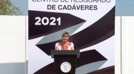 Fotografía: Twitter Secretaría de Gobernación/