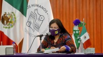 Fotografía: Comisión de Derechos Humanos de la Ciudad de México (CDHCM).