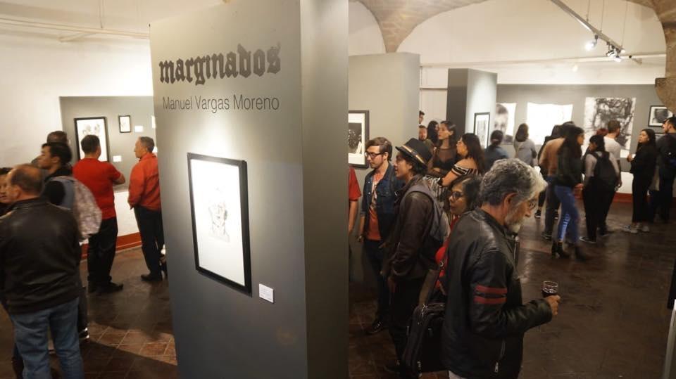 Fotografías: Cortesía de Manuel Vargas/Secretaría de Cultura