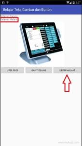 tutorial button android studio
