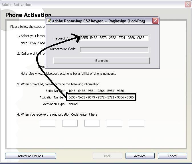 Adobe Photoshop Cs3 Extended Authorization Code