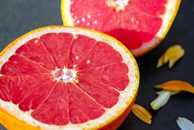 GrapeFruits - Best Fruit for Weight Loss
