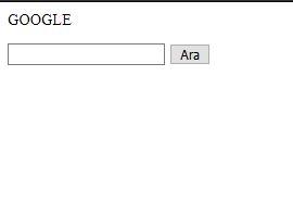 css olmasaydı google