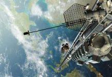 Uzay asansörü modeli