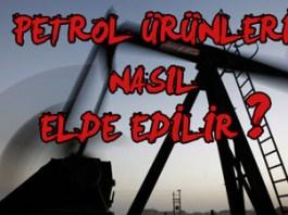 petrol ve petrol ürünleri - petrol yatakları