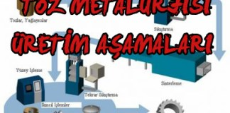 toz metalurjisi avantaj ve dezavantajları - toz metalurjisi avantaj - toz metalurjisi dezavantajları
