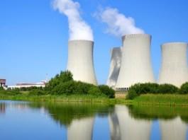 nükleer enerji kuleleri