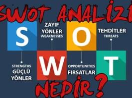 swot analizi neden önemlidir - swot analizi niçin yapılır - swot analizi tanımı - swot analizi yararları -