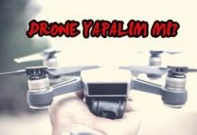 dron yapımı içn gerekli malzemeler