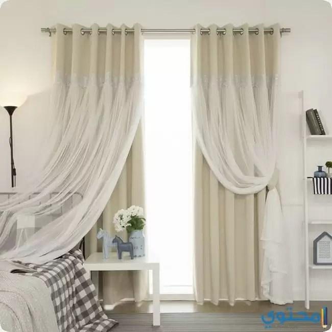 تصاميم ستائر غرف النوم Curtains Bedroom 2019 موقع محتوى