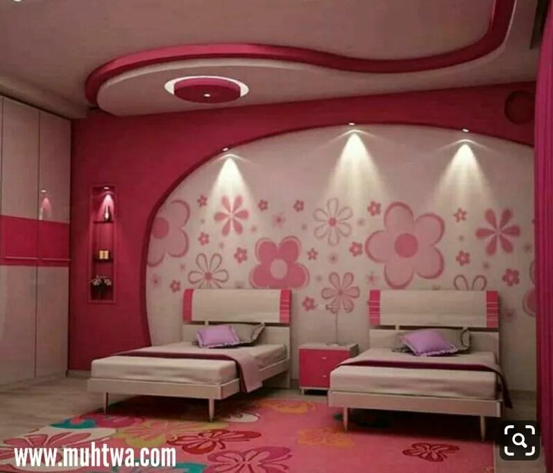 غرف نوم صغيرة المساحة للأطفال موقع محتوى