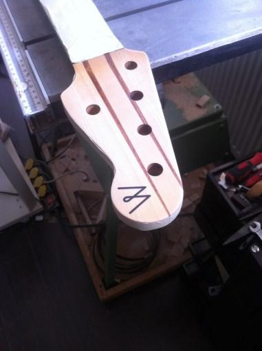 Muijen 5-string PJ Bass