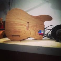Muijen Telecaster Bass