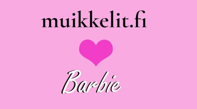 muikkelit loves barbie