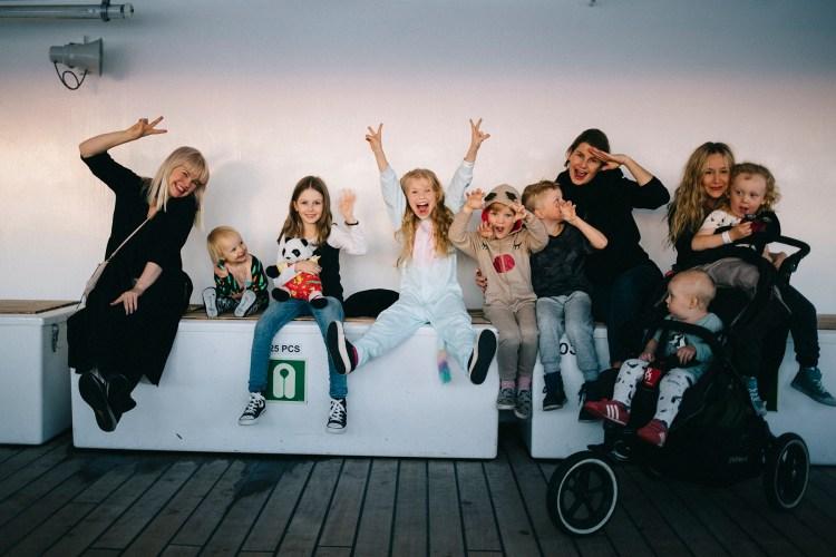 Skidit risteily / Silja Symphony / Muita ihania
