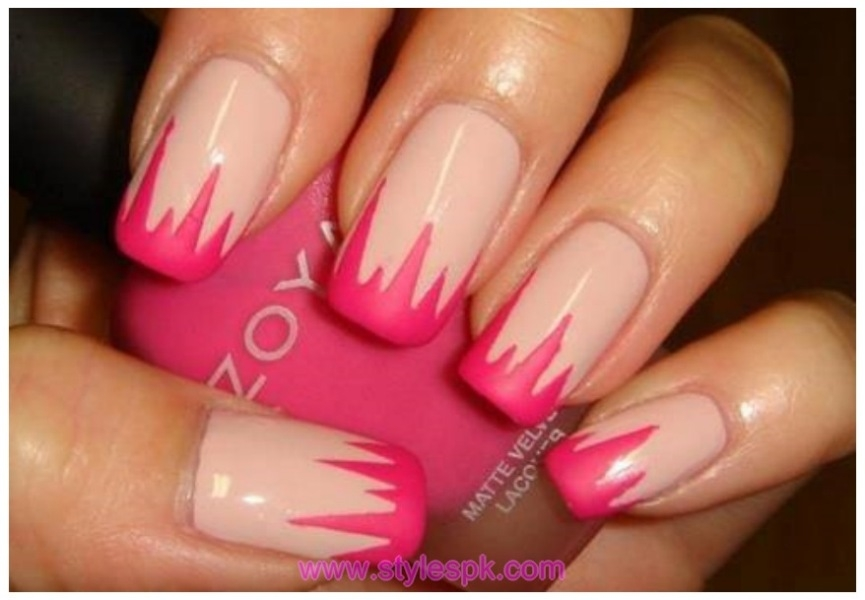 Brave Hottest Nail Designs 2017 19 Around Inspiration Article