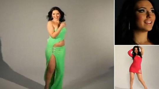 Mulher de Zé Cabra lança-se na música e o seu sucesso está a tornar-se viral!