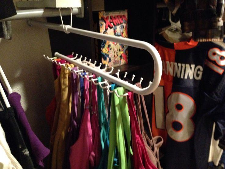 organizar un closet pequeno