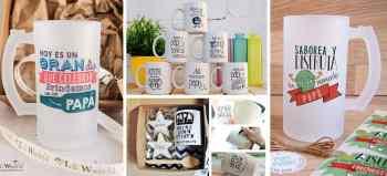7 formas de decorar tazas y tarros de cerveza para el Día del Padre