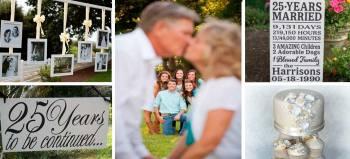 cómo festejar las bodas de plata