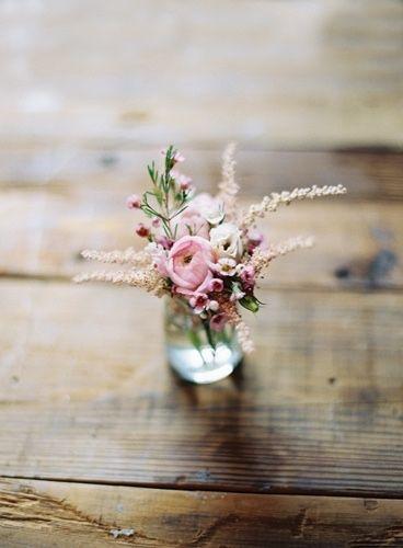pequeñas flores bellas