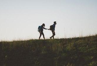 Compartir un camino en vez de un flechazo