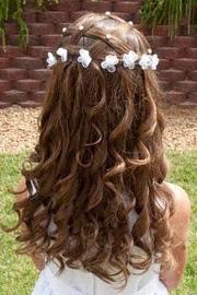 peinados para niñas de 2 años cómodos y rápidos mujeres femeninas